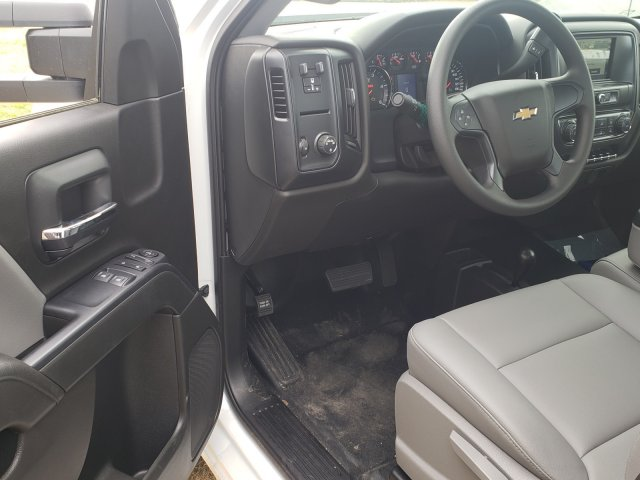 2019 Silverado 3500 Regular Cab DRW 4x4,  Freedom ProContractor Body #F1190336 - photo 4