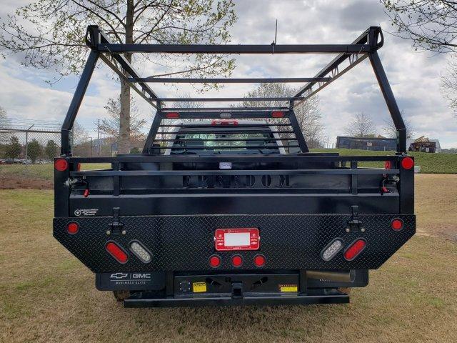 2019 Silverado 3500 Regular Cab DRW 4x4,  Freedom ProContractor Body #F1190336 - photo 5