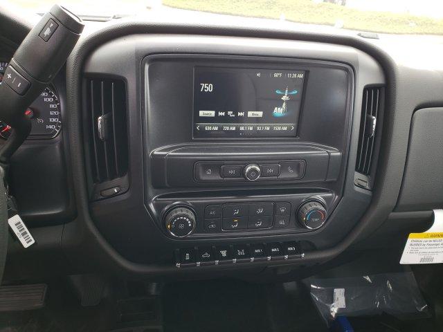 2019 Silverado 3500 Regular Cab DRW 4x4,  Freedom ProContractor Body #F1190336 - photo 8