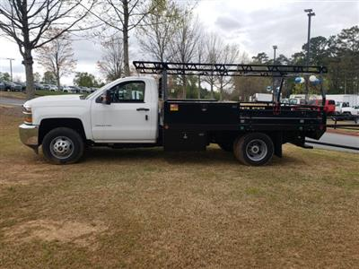 2019 Silverado 3500 Regular Cab DRW 4x4,  Freedom ProContractor Body #F1190336 - photo 2