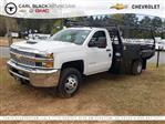 2019 Silverado 3500 Regular Cab DRW 4x4,  Freedom Contractor Body #F1190336 - photo 1