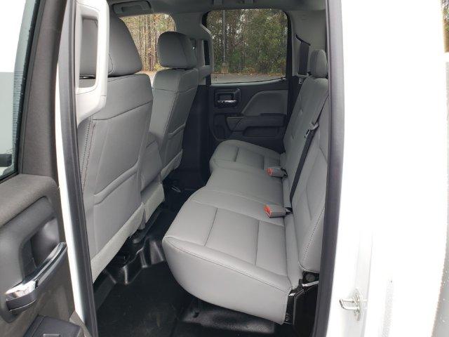 2019 Silverado 2500 Double Cab 4x4,  Reading Service Body #F1190337 - photo 5