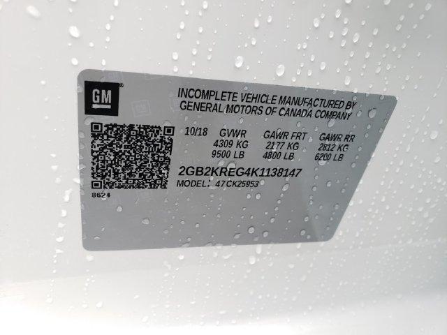 2019 Silverado 2500 Double Cab 4x4,  Reading Service Body #F1190337 - photo 7