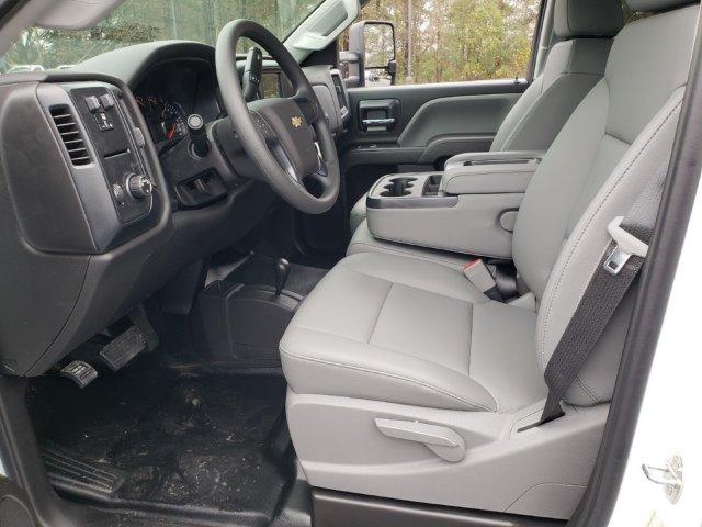 2019 Silverado 2500 Double Cab 4x4,  Reading Service Body #F1190337 - photo 8