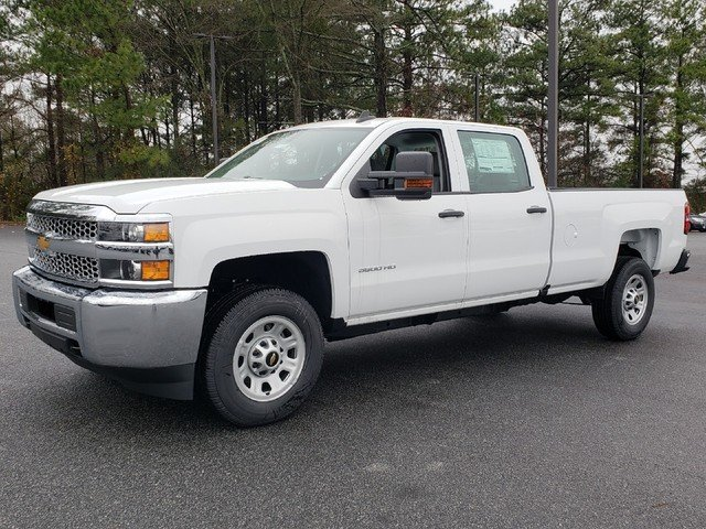 2019 Silverado 3500 Crew Cab 4x2,  Pickup #F1190408 - photo 1