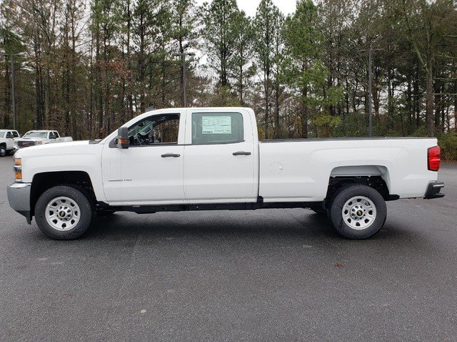 2019 Silverado 3500 Crew Cab 4x2,  Pickup #F1190408 - photo 3