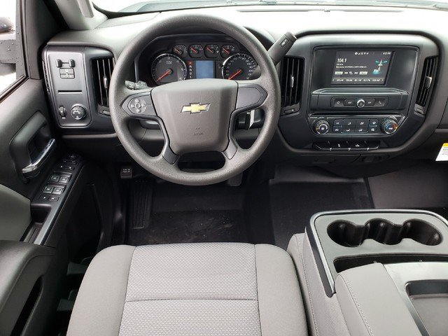 2019 Silverado 3500 Crew Cab 4x2,  Pickup #F1190408 - photo 6