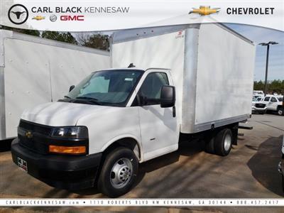 2018 Express 3500 4x2, Supreme Iner-City Cutaway Van #F11906799 - photo 1