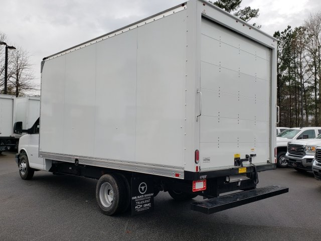 2019 Express 3500 4x2,  Supreme Cutaway Van #F1190682 - photo 1