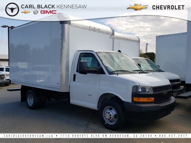 2019 Express 3500 4x2,  Supreme Cutaway Van #F1190840 - photo 1