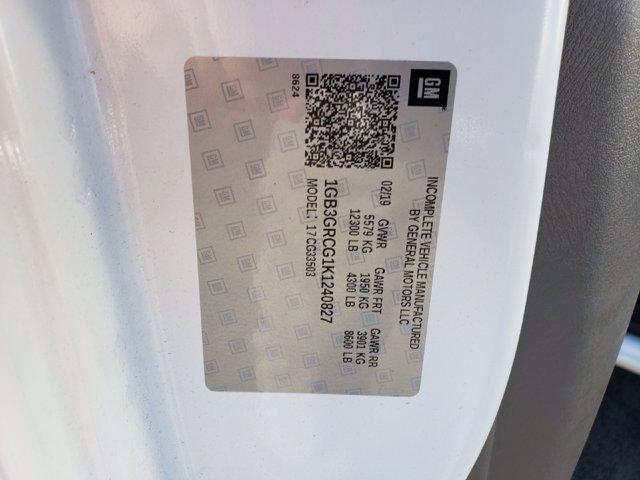 2019 Express 3500 4x2,  Supreme Iner-City Cutaway Van #F1190881 - photo 6