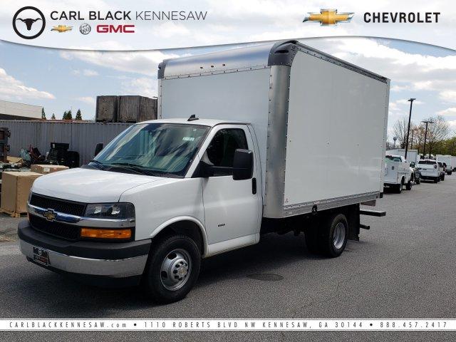 2019 Express 3500 4x2,  Supreme Cutaway Van #F1190889 - photo 1