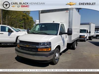 2019 Express 3500 4x2,  Supreme Iner-City Cutaway Van #F1190904 - photo 1