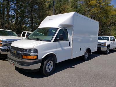 2019 Express 3500 4x2,  Rockport Cargoport Cutaway Van #F1190930 - photo 1