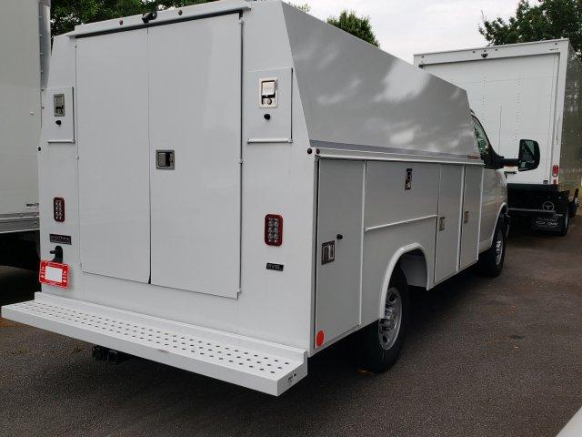 2019 Express 3500 4x2, Reading RVSL Service Utility Van #F1190989 - photo 7