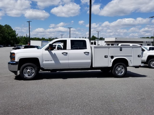 2019 Silverado 2500 Crew Cab 4x4,  Knapheide Service Body #F1191012 - photo 1
