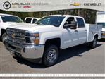 2019 Silverado 2500 Crew Cab 4x2,  Knapheide Service Body #F1191081 - photo 1