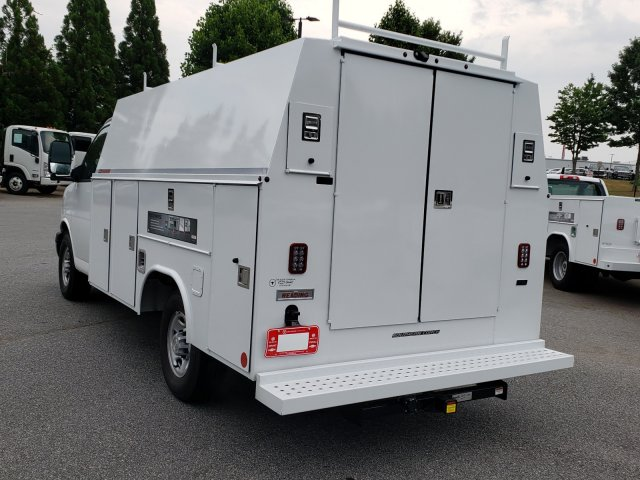 2019 Express 3500 4x2, Reading Service Utility Van #F1191188 - photo 1
