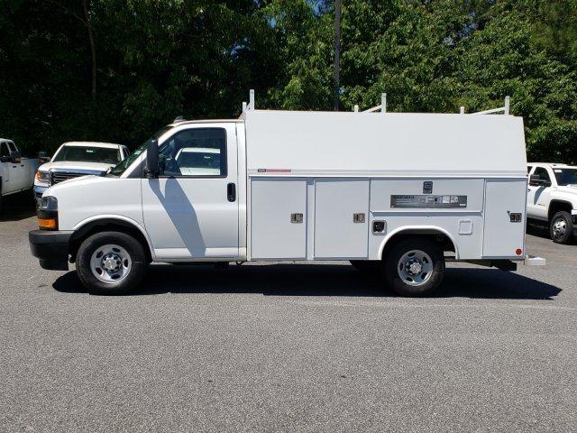 2019 Express 3500 4x2,  Reading Service Utility Van #F1191189 - photo 1