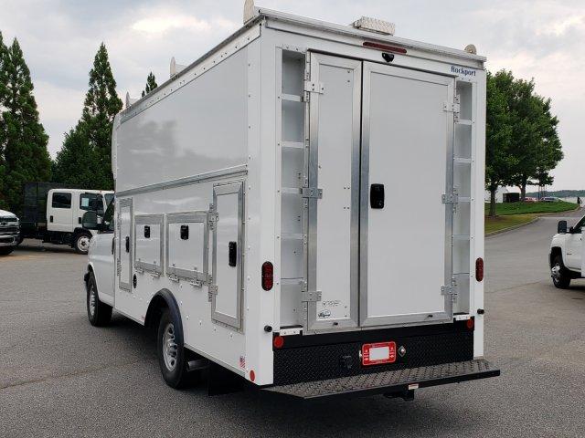 2019 Express 3500 4x2,  Rockport Service Utility Van #F1191205 - photo 1