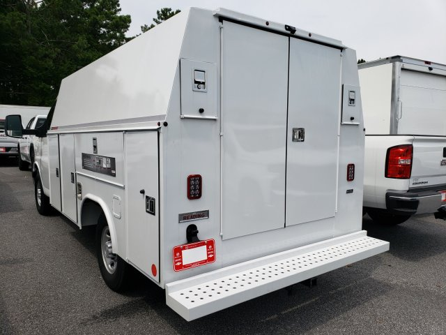 2019 Express 3500 4x2, Reading Service Utility Van #F1191323 - photo 1