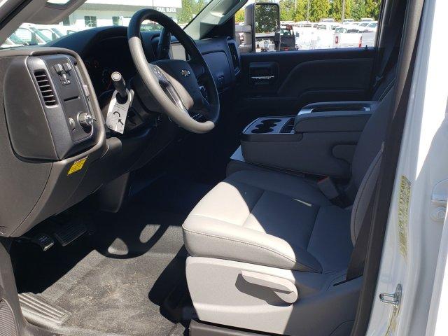 2019 Silverado 2500 Double Cab 4x2, Warner Select Pro Service Body #F1191483 - photo 4