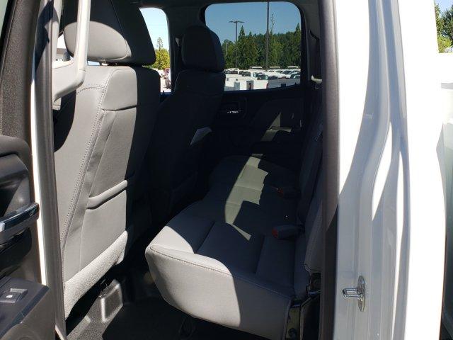 2019 Silverado 2500 Double Cab 4x2, Warner Select Pro Service Body #F1191483 - photo 5