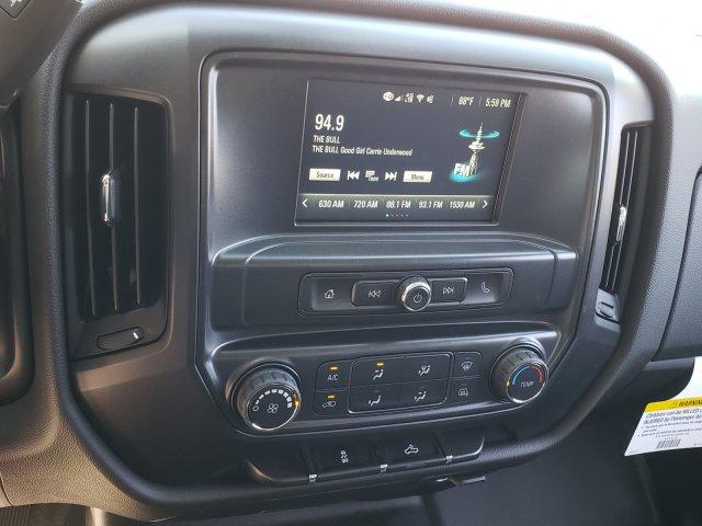 2019 Silverado 2500 Double Cab 4x2, Warner Select Pro Service Body #F1191483 - photo 7