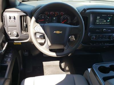2019 Silverado 2500 Double Cab 4x2, Warner Select Pro Service Body #F1191483 - photo 6