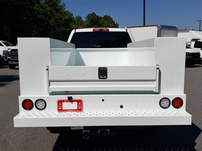 2019 Silverado 2500 Double Cab 4x2, Warner Select Pro Service Body #F1191483 - photo 2