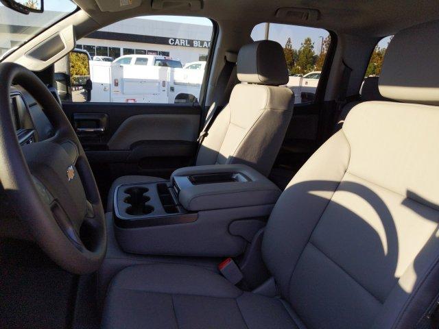 2019 Silverado 2500 Double Cab 4x2, Warner Select Pro Service Body #F1191484 - photo 17