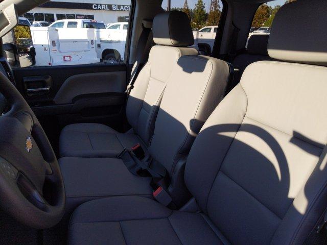 2019 Silverado 2500 Double Cab 4x2, Warner Select Pro Service Body #F1191484 - photo 18