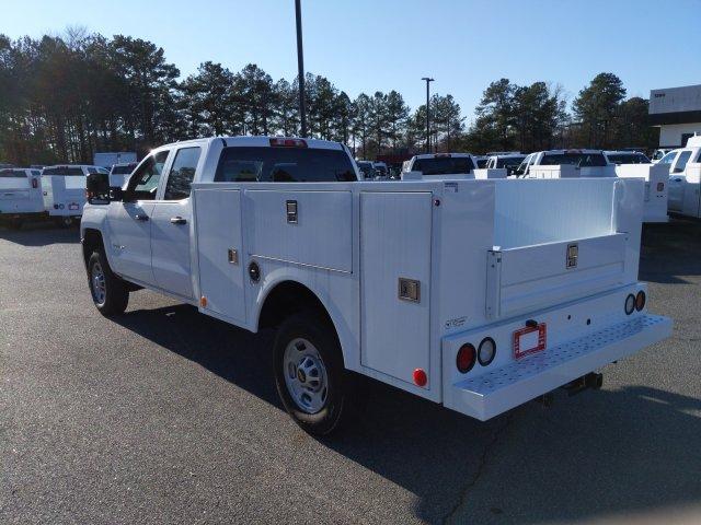 2019 Silverado 2500 Double Cab 4x2, Warner Select Pro Service Body #F1191484 - photo 2