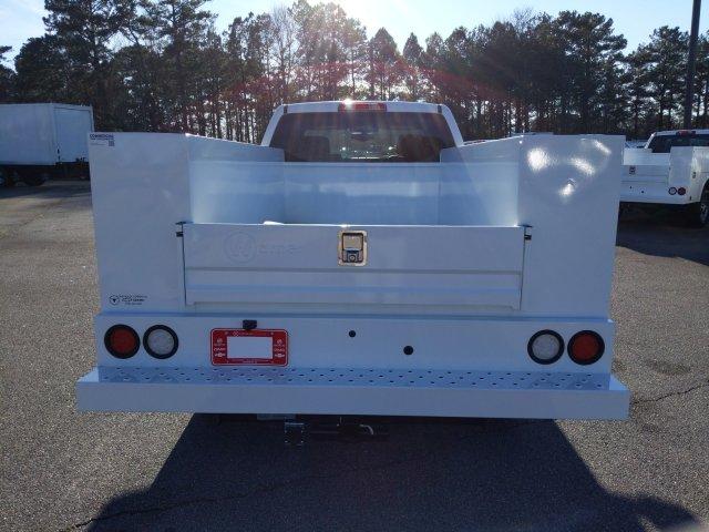 2019 Silverado 2500 Double Cab 4x2, Warner Select Pro Service Body #F1191484 - photo 5