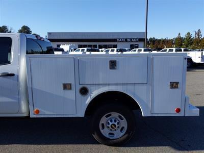 2019 Silverado 2500 Double Cab 4x2, Warner Select Pro Service Body #F1191484 - photo 3