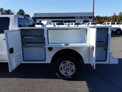 2019 Silverado 2500 Double Cab 4x2, Warner Select Pro Service Body #F1191484 - photo 4