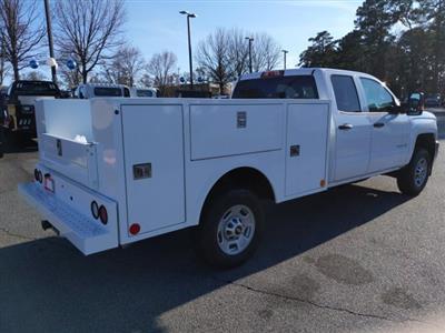 2019 Silverado 2500 Double Cab 4x2, Warner Select Pro Service Body #F1191484 - photo 6