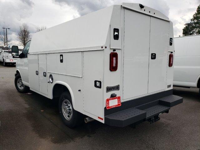 2019 Express 3500 4x2, Knapheide Service Utility Van #F1191508 - photo 1