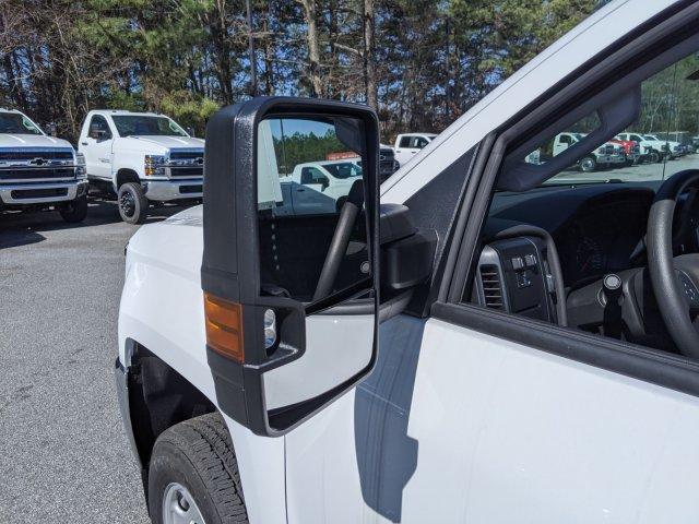 2019 Silverado 2500 Double Cab 4x2, Warner Select Pro Service Body #F1191511 - photo 10
