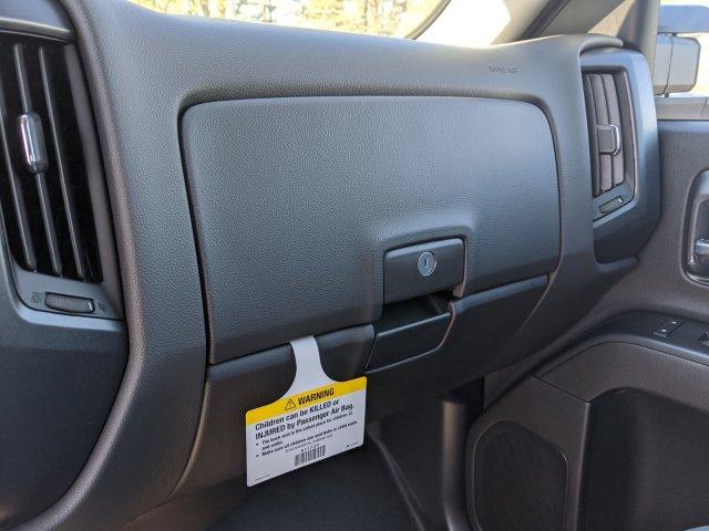 2019 Silverado 2500 Double Cab 4x2, Warner Select Pro Service Body #F1191511 - photo 19