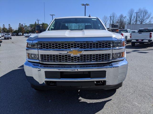 2019 Silverado 2500 Double Cab 4x2, Warner Select Pro Service Body #F1191511 - photo 3