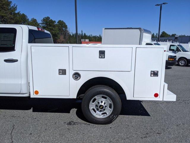 2019 Silverado 2500 Double Cab 4x2, Warner Select Pro Service Body #F1191511 - photo 4