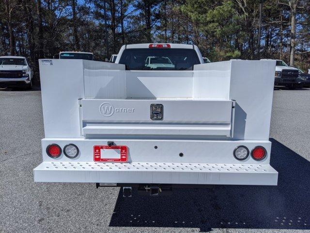 2019 Silverado 2500 Double Cab 4x2, Warner Select Pro Service Body #F1191511 - photo 6