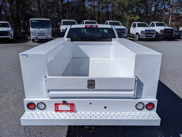 2019 Silverado 2500 Double Cab 4x2, Warner Select Pro Service Body #F1191511 - photo 7