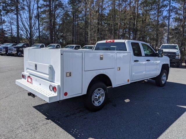2019 Silverado 2500 Double Cab 4x2, Warner Select Pro Service Body #F1191511 - photo 8
