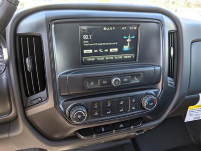 2019 Silverado 2500 Double Cab 4x2, Warner Select Pro Service Body #F1191511 - photo 16