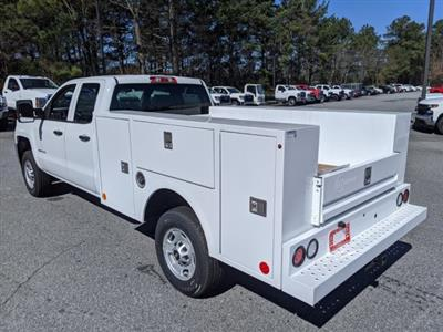2019 Silverado 2500 Double Cab 4x2, Warner Select Pro Service Body #F1191511 - photo 2