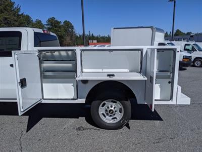 2019 Silverado 2500 Double Cab 4x2, Warner Select Pro Service Body #F1191511 - photo 5