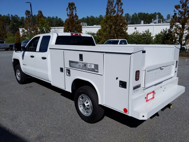 2019 Chevrolet Silverado 2500 Double Cab 4x2, Reading Service Body #F1191530 - photo 1