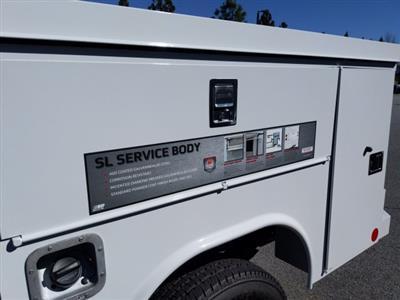 2019 Silverado 2500 Double Cab 4x2, Reading SL Service Body #F1191530 - photo 6